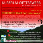 Anzeige Kurzfilm Wettbewerb Thür RAG Ku
