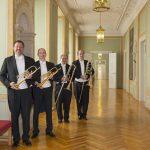 Blechbläserquartett der Thüringen Philharmonie Gotha, Fotograf: Tilmann Graner